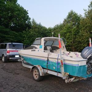 苫小牧近郊運送屋の釣り