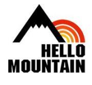 HELLO MOUNTAIN