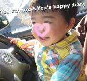 You☆mama&You's happy diary