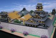日本の城ペーパークラフト開発日記