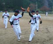 野球:下剋上 (敵は若杉の森にあり)