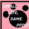 SMALL LIFE, SAME PRICE