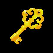 金の鍵 銀の錠