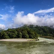 四国の山村と自然を撮る
