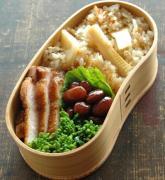 和食の定番おかず、3品で渋弁作り