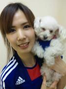 サッカー日本代表サポータードッグフォトギャラリー
