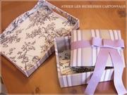 LES RICHESSES CARTONNAGE〜宝物と私のインテリア〜