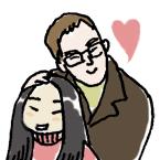 4コマ漫画 - 英国紳士と国際結婚@ロンドン