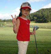 小学校5年生女子のゴルフブログ