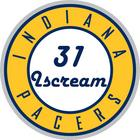 31Iscream 2 -Go Indiana Pacers(NBA)-