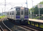 青森市内の鉄道を追いかける!