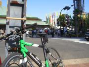 FCR2で『自転車通学』自宅から学校まで22.5km