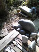 石の彫刻 山本 桂
