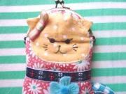 ashの毎日製作…くすっと笑える動物モチーフバッグ