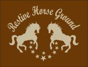 手作りの財布と革小物-Restive Horse Ground