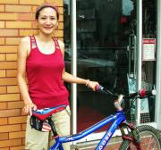 """太陽とサイクリング """"Ti〜da cycling"""""""