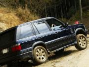 all about RANGE ROVER / LAND ROVER