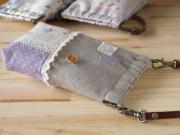 大人かわいいハンドメイド*手作り布小物がある暮らし