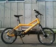 小径自転車HOOLIGANとの生活。