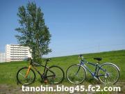 旦那と嫁の自転車な日々