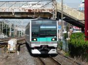 鉄道写真館〜DMC-FX33〜