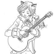 miaou de chat