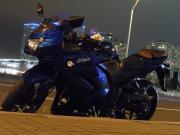 制限速度+10キロ(Ninja250R)