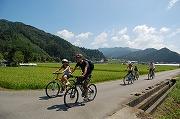 Hida Satoyama Cycling blog