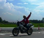 煙管でバイク屋日記