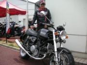 どかどか スクランブラーとVTRの楽しいバイクライフ