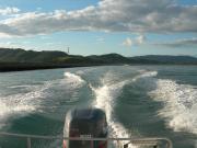 玉島のんびりウェイクボーダー