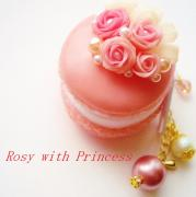Rosy with Princess