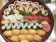 創業36年 なかしげ 熊本市楠のお寿司屋さん