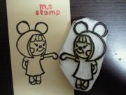 m.s stampの日記