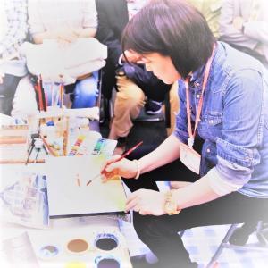 水彩的生活 KUROKAWAの透明水彩画