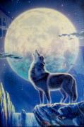 猫と狼の日常