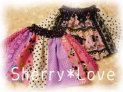 カラフル可愛いハンドメイドの子供服〜Sherry*Love〜