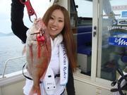 yuriの今日も釣りに行きましょわい♪ in 愛媛