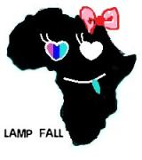 アフリカラフルLAMPちゃん