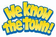 We know the town ! スタッフブログ