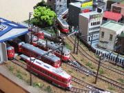 小型レイアウト製作&鉄道写真