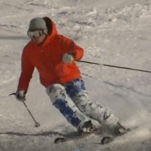 えのきどのなんちゃってスキー