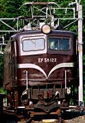 EF58&名鉄7000系Photo