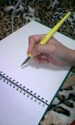 ペンは剣より強し!