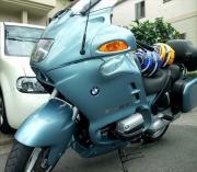 まーぼーのバイク日記*BMW R1100RT*