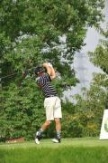 人生プッシュアウト、ゴルフはチーピン