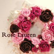 Rose Lauren  プリザのティータイム