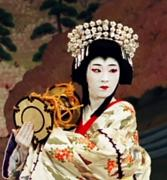 日本舞踊の師匠見習い中♪