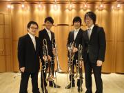 TwilighTrombone Quartetひっそり活動報告