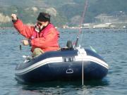 ミニボート戦記(釣記)